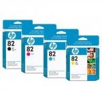 ЗАПРАВКА КАРТРИДЖА HP с4911/12/13 col (№82), принтер  HP DJ 2500/ 500PS/800