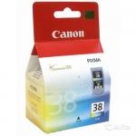 ЗАПРАВКА КАРТРИДЖА CANON CL 38col, ПРИНТЕР  CANON PIXMA IP1800 / 2000/ 2500